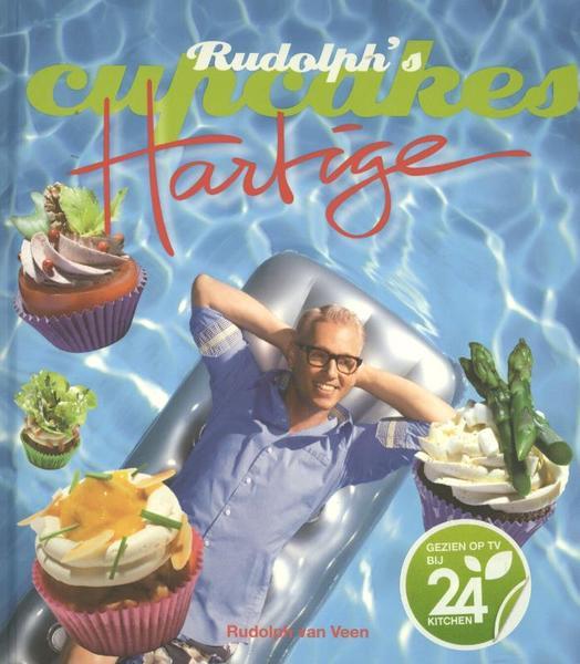 Goede Rudolph's hartige cupcakes - Rudolph van Veen | kookboek-kopen.nl LL-52