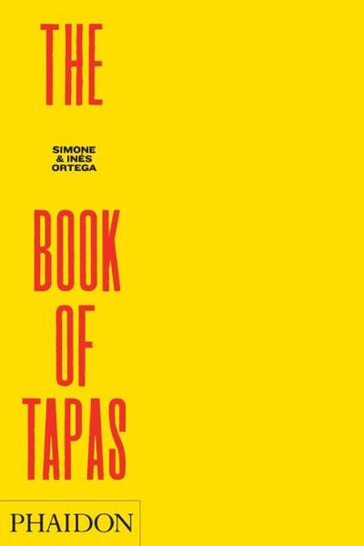 Book of Tapas - Simone Ortega (ISBN 9780714856131)