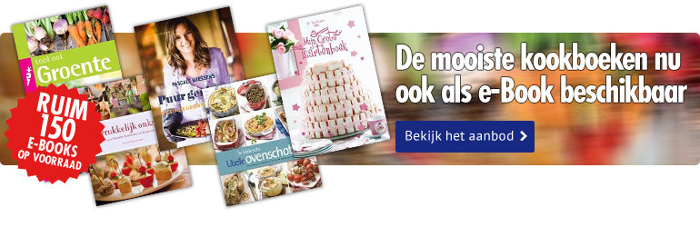 Kies, download en start direct met koken
