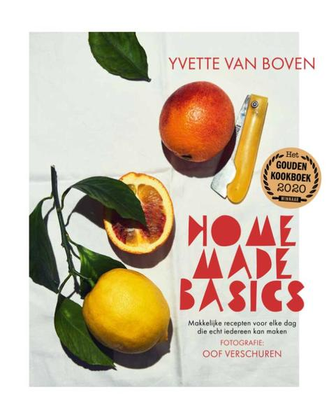 Home Made Basics - Yvette van Boven (ISBN 9789038808437)