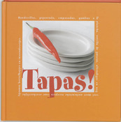 Tapas! - Janna Verbruggen (ISBN 9789076218779)